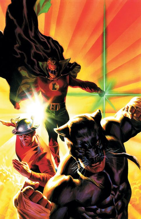 Justice Society Of America Felipe Massafera Justice Society Of America Superhero Comic Dc Comics Art