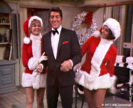Dean Martin Christmas.The Dean Martin Christmas Special Good Old Days