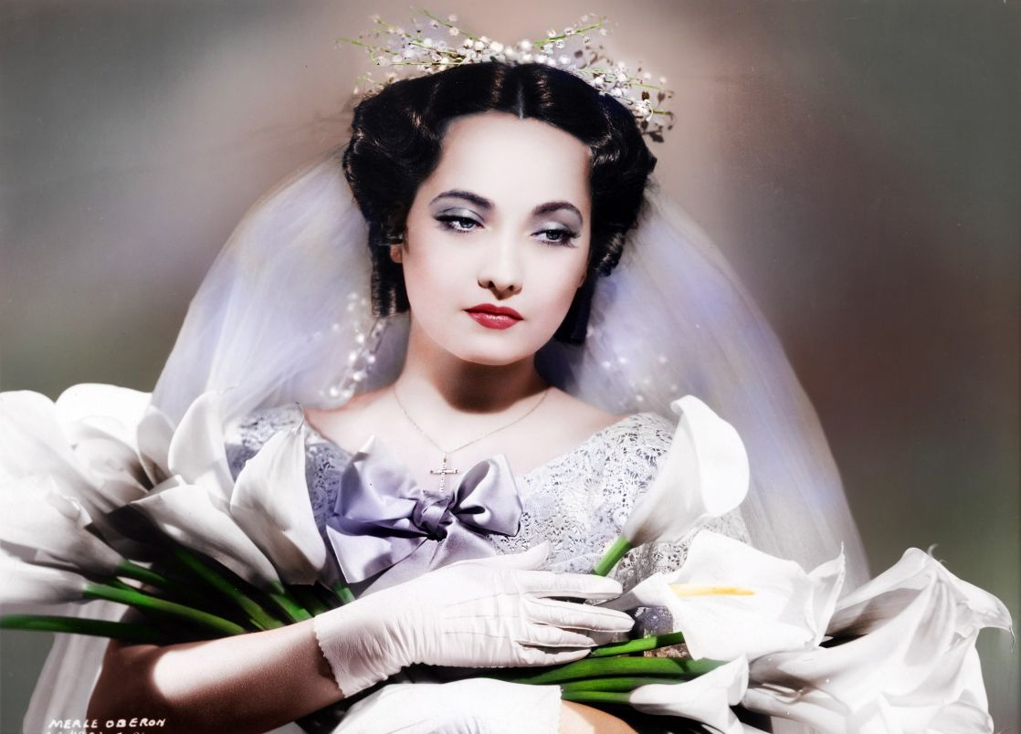 Picture of merle oberon merle oberon old hollywood glam