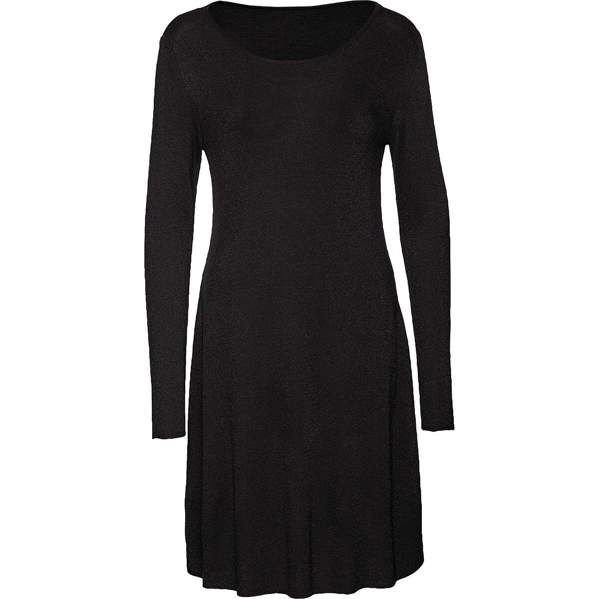 Damen Kleid Schwarz in 14  Kleider damen, Kleider, Modestil