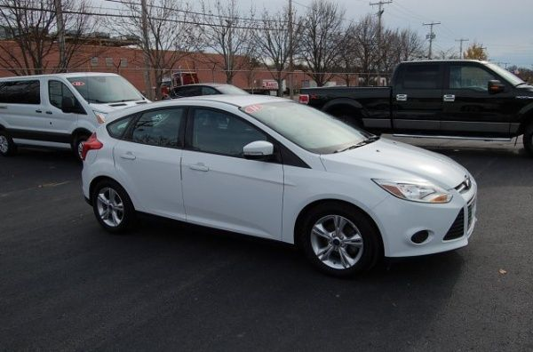 2014 Ford Focus With Images Ford Focus Cars For Sale Ford