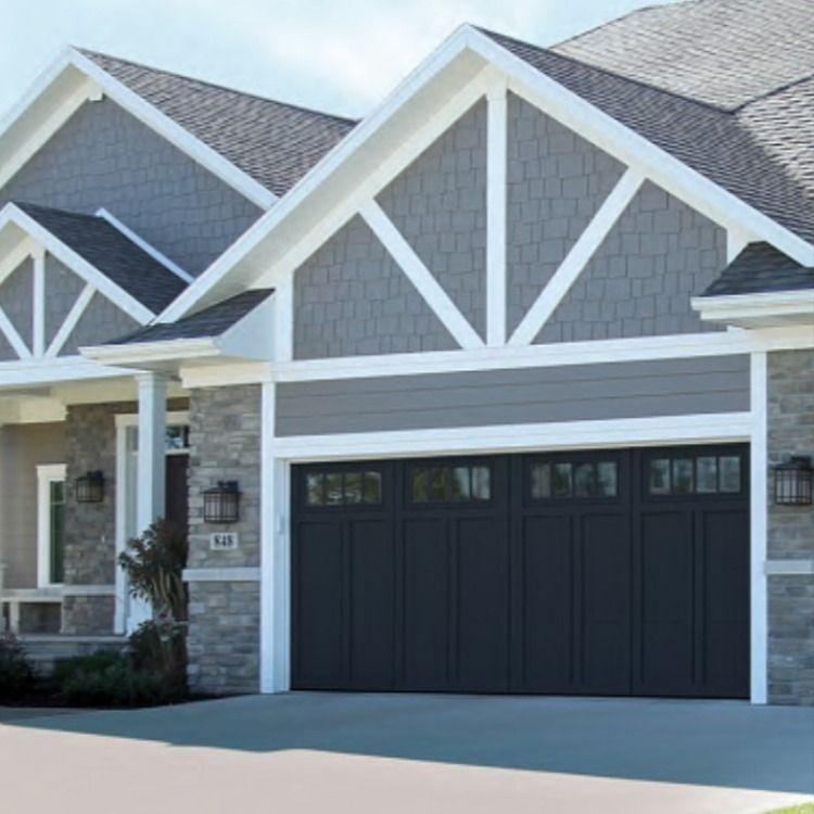 Custom Colors In 2020 Carriage House Doors Garage Door Types Residential Garage Doors