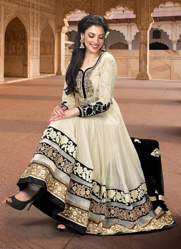 Anarkali frocks collection pictures