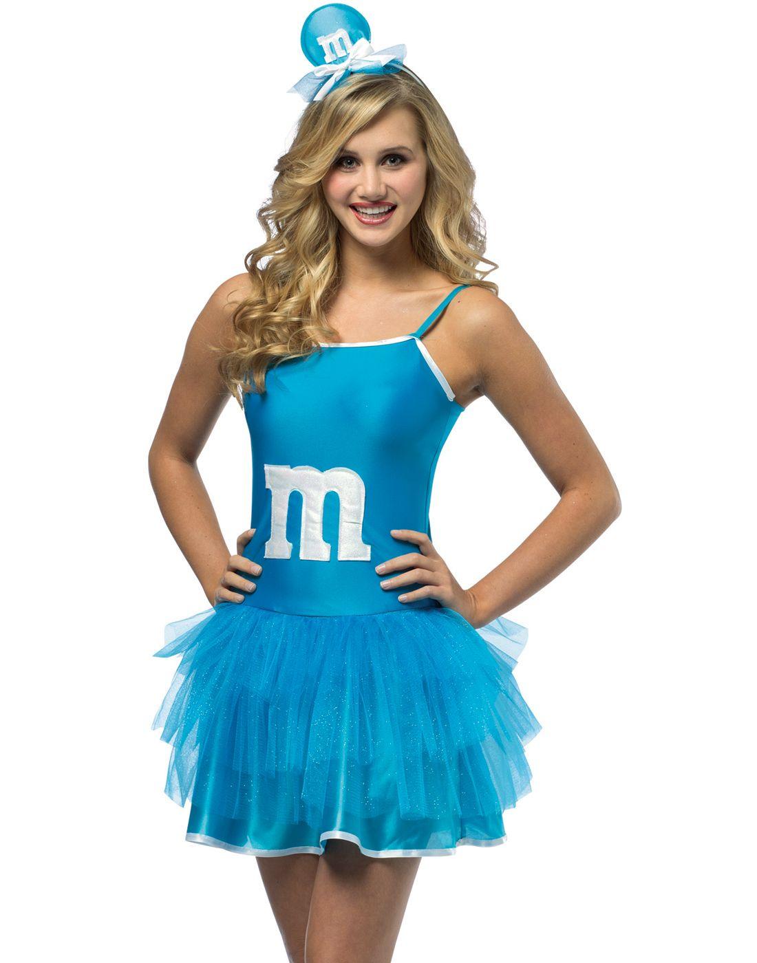 M&M\'s Tutu Costume | Teen Girl Halloween Costumes | Halloween ...