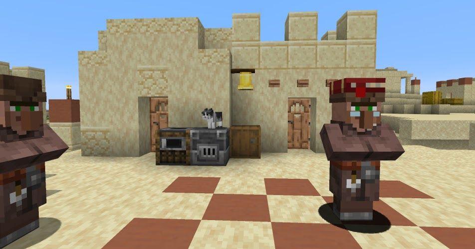 MINECRAFT SNAPSHOT 18W50A A Village & Pillage Java