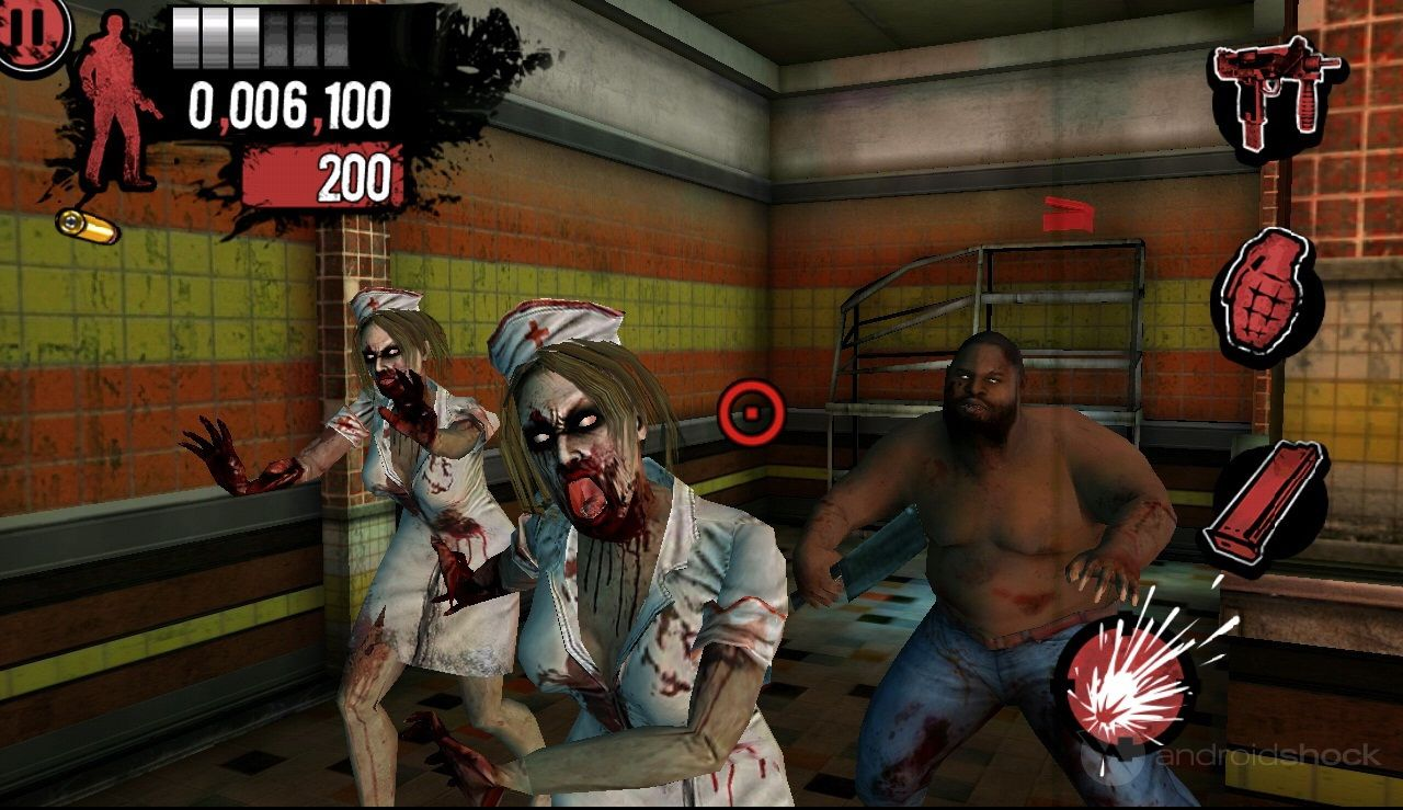 Image Result For The House Of The Dead Gameplay Vr Horror Games
