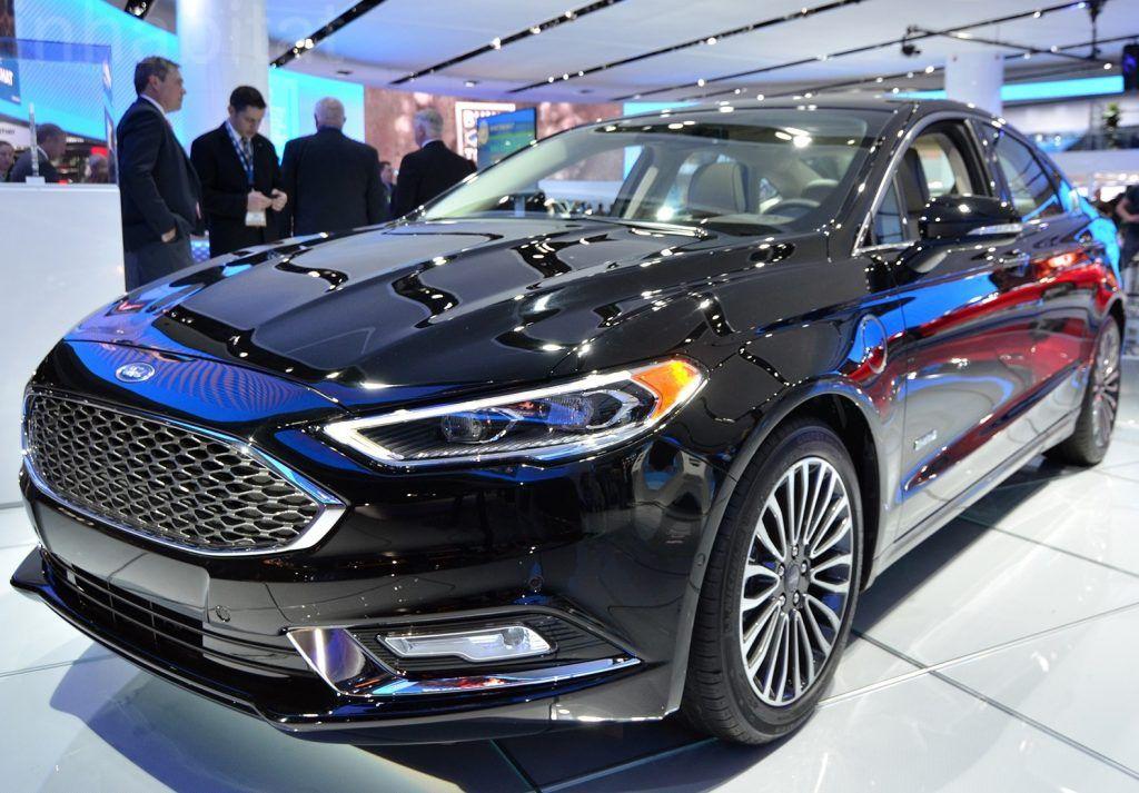 2020 Ford Fusion Energi Ford Fusion Ford Fusion Energi Hybrid