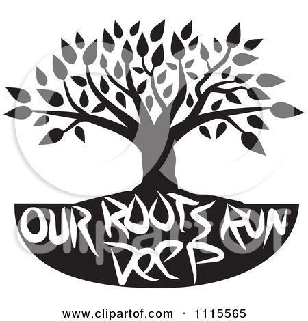 African american family clip art clipart black tree over we are royalty free rf family tree clipart illustration by johnny sajem stock sample thecheapjerseys Images