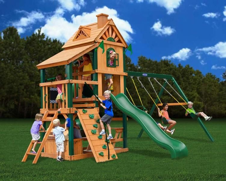 Montana Swing Set Playnation Sets Kid S World Play Systems With A Picnic Table And Two Tiered Level