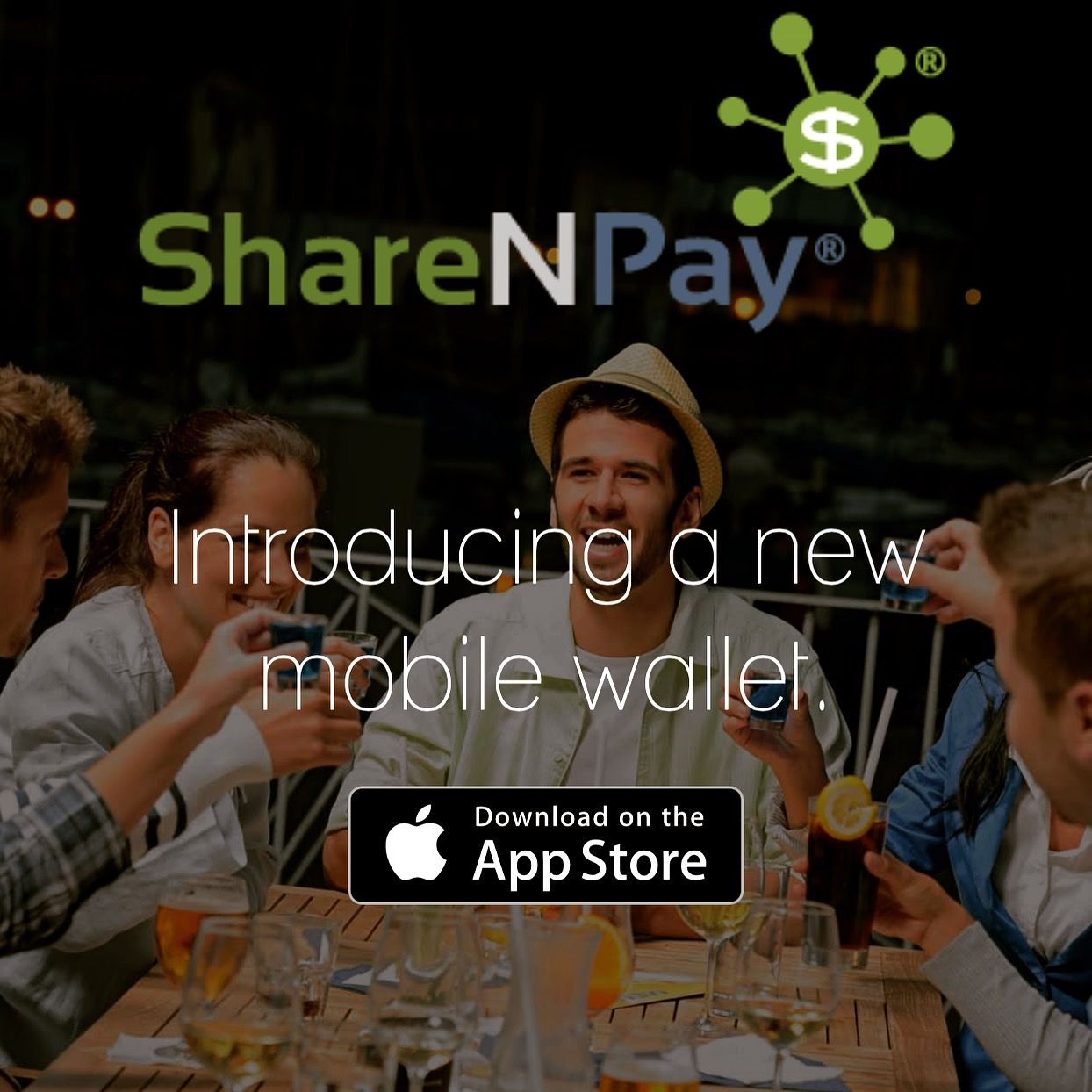 Sharenpay Is A Social Payment Company That Believes