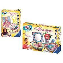 Lot Mosaïque Maxi et Mosaïque Mini Princesse Offert par Tata marraine et tonton Cédric
