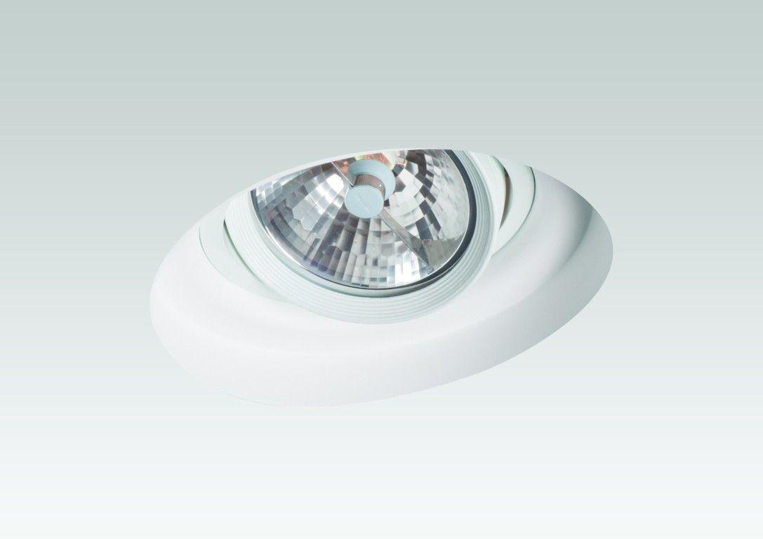 GIPS inkl. 1x LED 3000lm 830 24° 39W, inkl. LED-Konverter nicht dimmbar - Innenleuchten