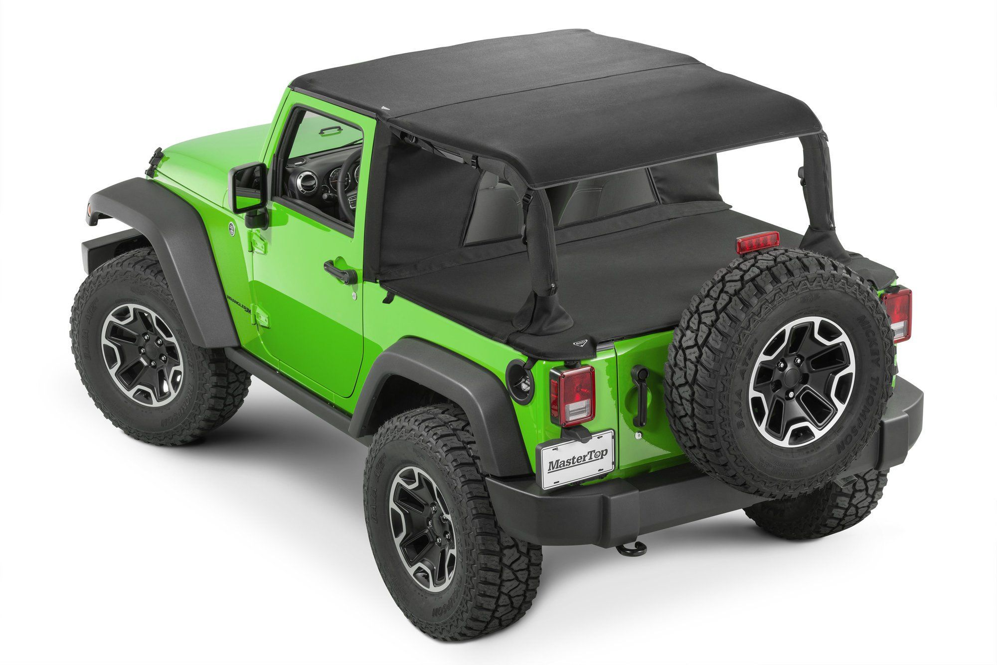 Jeep Wheel Tire Packages Quadratec >> Mastertop Ultimate Summer Combo Tops In Mastertwill Fabric For 07 18