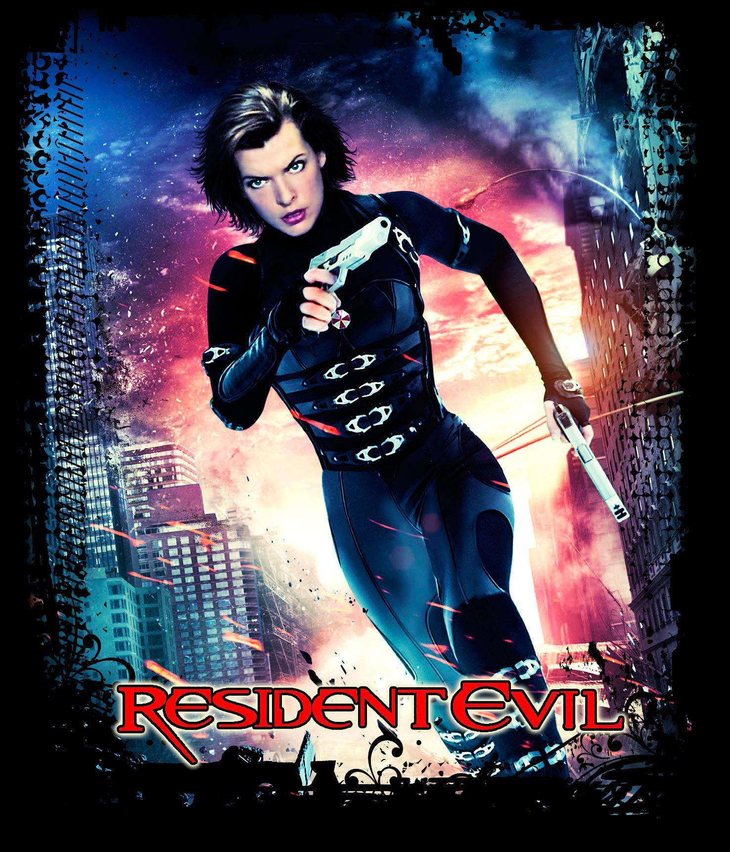 Camiseta Resident Evil 5 La Venganza Camiseta Para Chico Muy