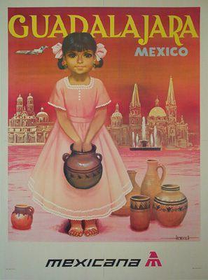 Mexicana ~ Guadalarajara