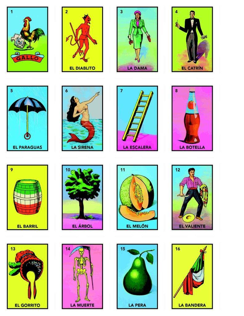 La Loteria Mexicana Fe Y Luz Lotería Mexicana Loteria Mexicana Cartas Cartas De Loteria Mexicana
