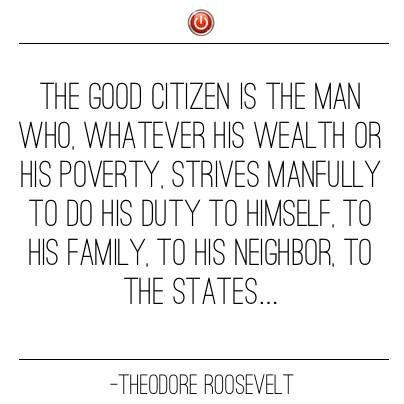words to describe theodore roosevelt