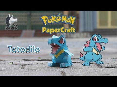 Pokemon How To Make Papercraft Bulbasaur Part 1 Youtube