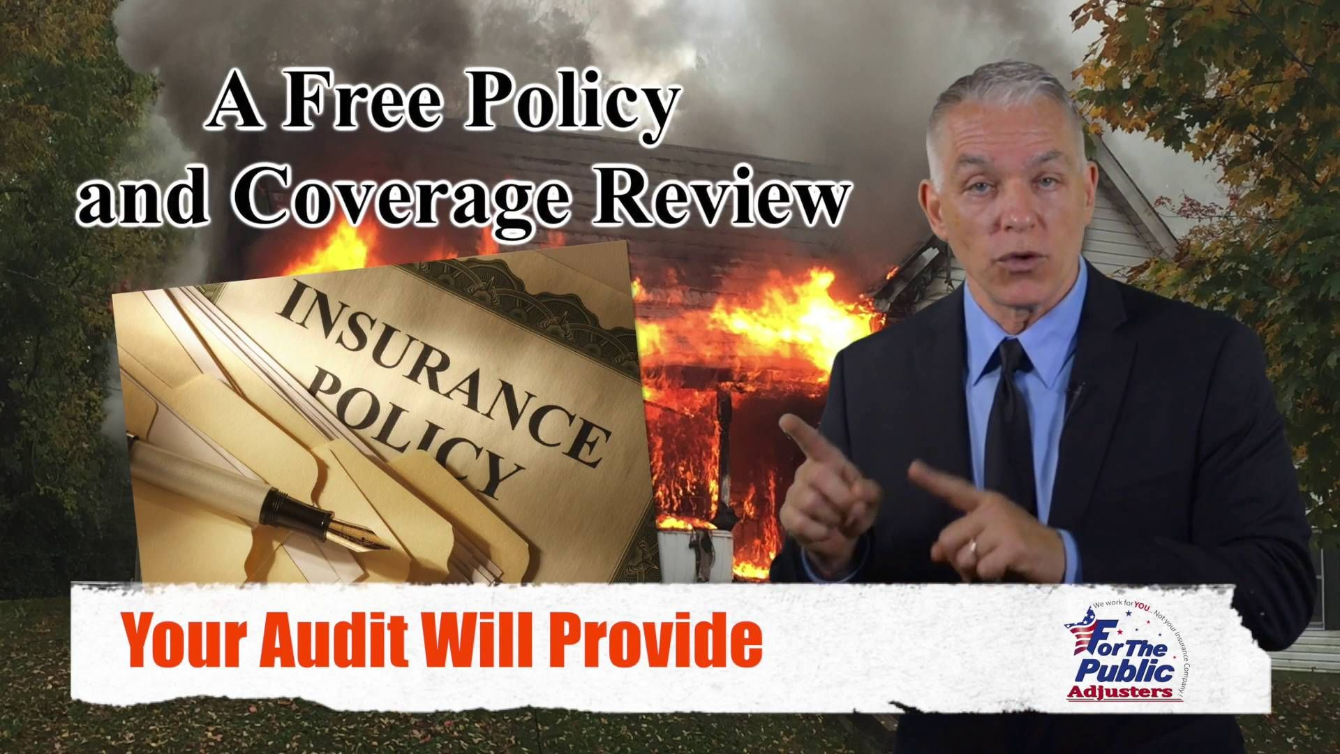 Homeowners insurance claim fire damage free review