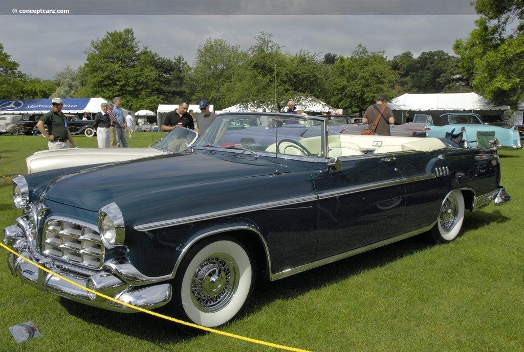 1955 Chrysler Imperial Prototype Image