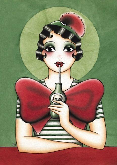 Lina: Angelique Houtkamp design