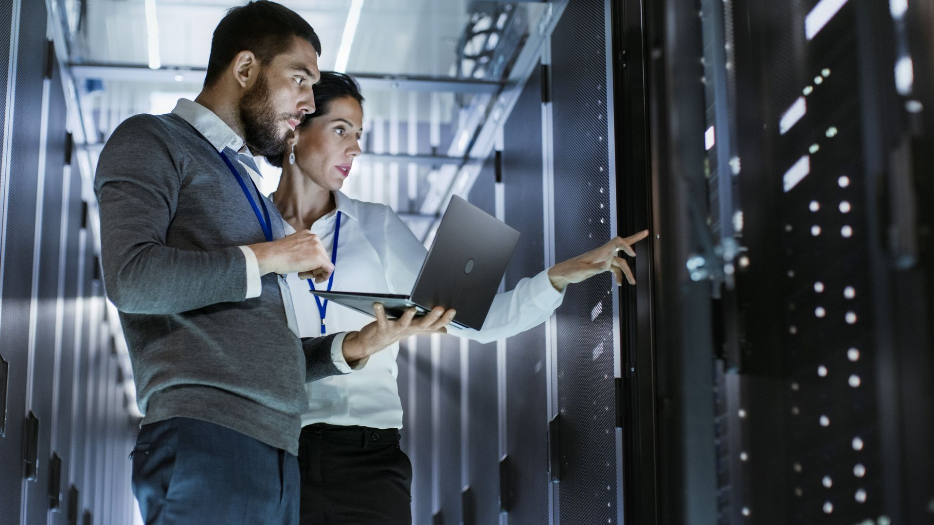 Server and Network Management Key to an Effective