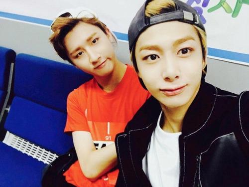 Changkyun & Hyungwon