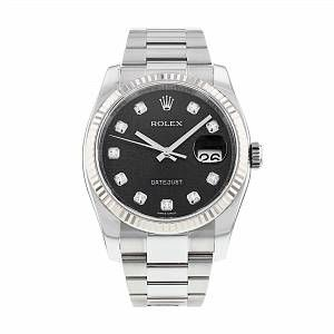 Pre-Owned Rolex Datejust 116234 #rolexdatejust