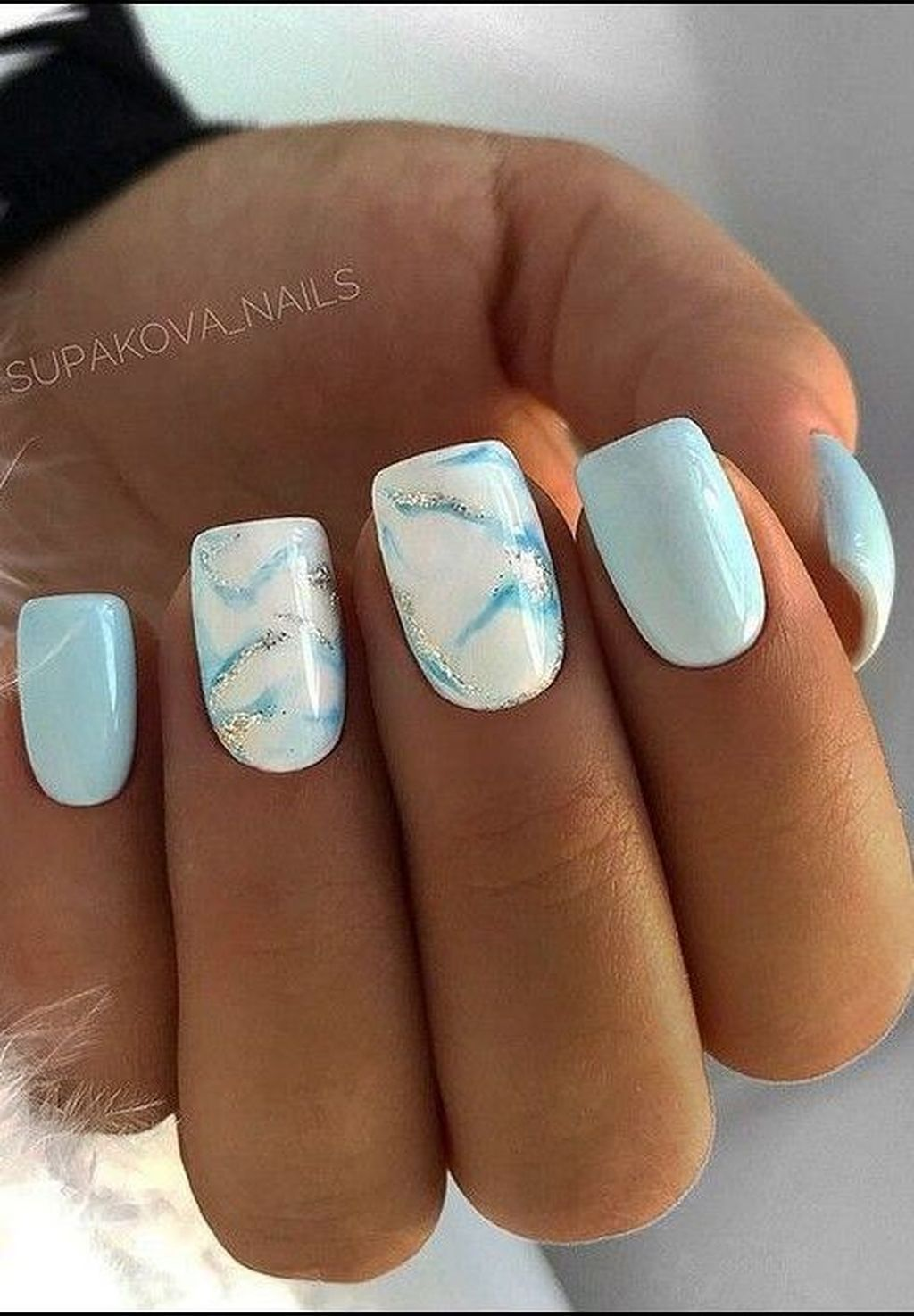 39 Unique Summer Nail Designs For Exceptional Look Short Acrylic Nails Designs Square Acrylic Nails Short Acrylic Nails