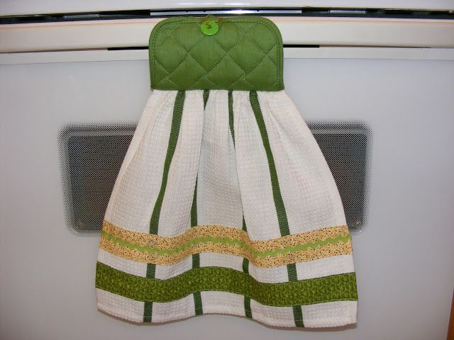 Pot Holder Kitchen Towel Puts Your Hand Towel At Easy