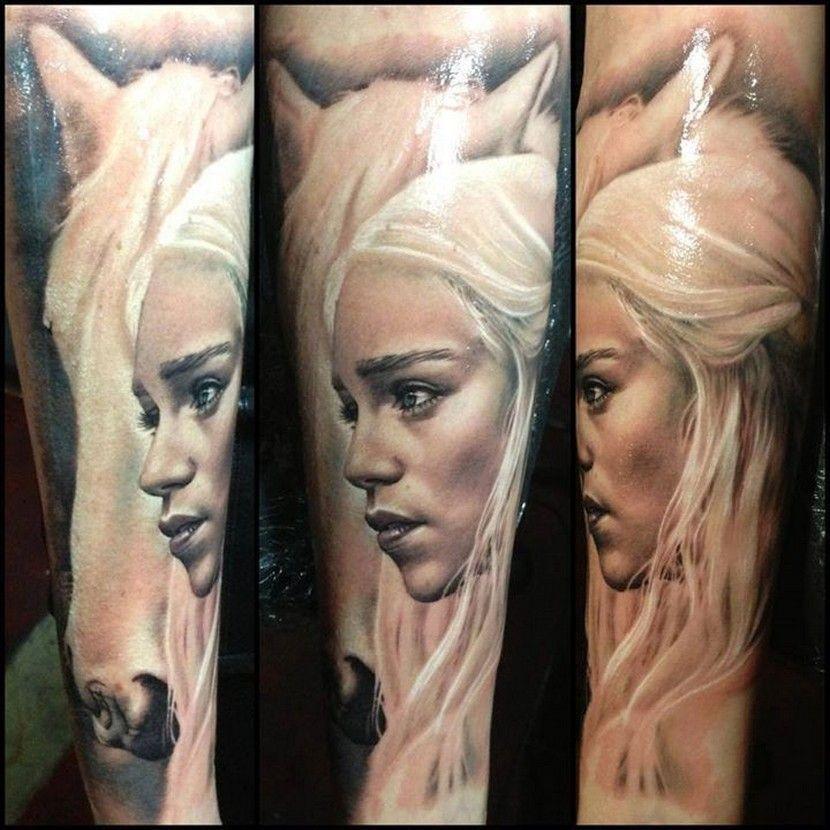Tatuajes Que Se Inspiran En La Serie De Juego De Tronos Tatuajes