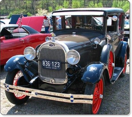 1928 Model A Ford Fordoor | Flickr - Photo Sharing!