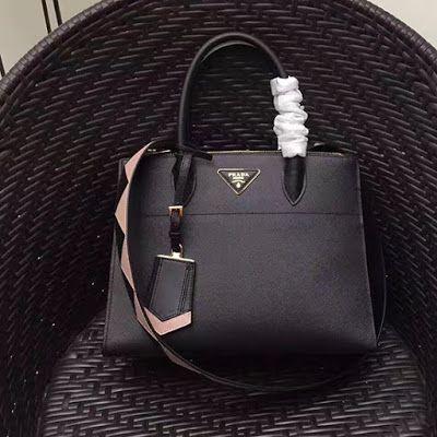 cf3680bca6d9 Prada Paradigme Saffiano Leather Bag 1BA102 | Prada Bags | Bags ...