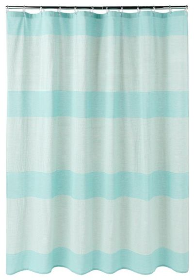 Sonoma Life Style Oceanside Striped Shower Curtain