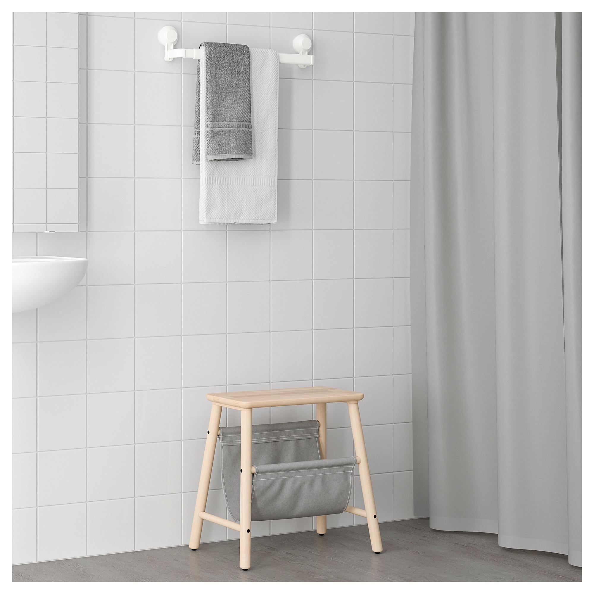 Tisken Handtuchhalter Mit Saugnapf Weiss In 2019 Products
