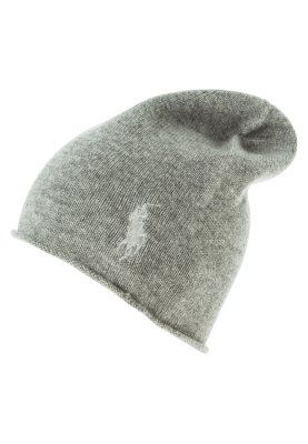 Ideal für jeden Look in der kalten Jahreszeit!   Polo Ralph Lauren Mütze - fawn grey/silver-coloured für 69,95 € (03.10.15) versandkostenfrei bei Zalando bestellen.