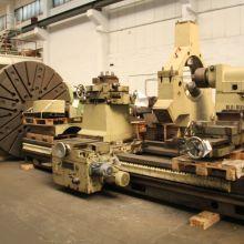 NILES-MAGDEBURG DxP 3/3 x 20000 Heavy Duty Lathe