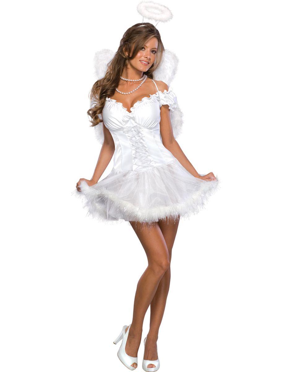 e76fd4d872 Heaven Sent Angel Adult Womens Costume – Spirit Halloween ...