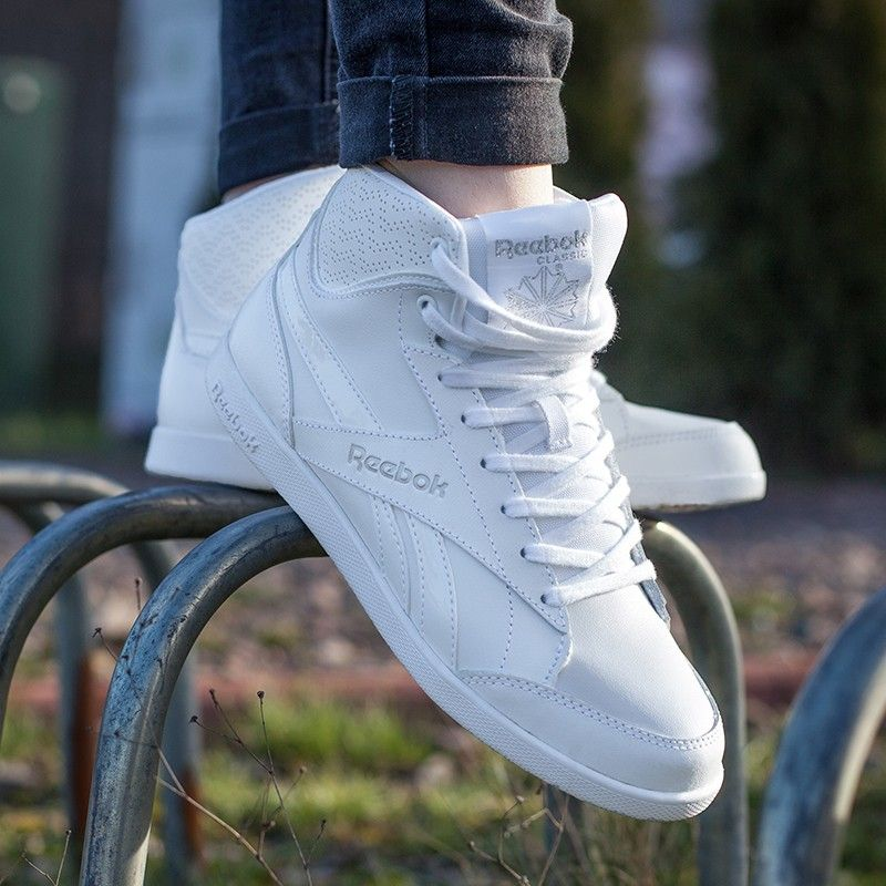 Reebok Fabulista Mid Night Out Cena 199 99 Zl V62826 Damskie Buty Lifestyle Adidas Tubular Reebok White Sneaker