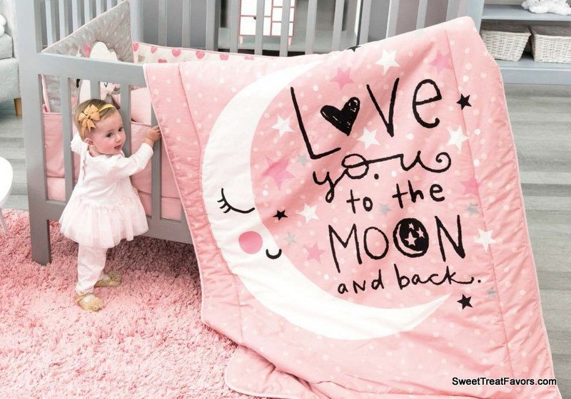 Crib Set Includes 1 Bumper Crib 1 Decorative Toss Pillow Material 100 Cotton You Will Receive Crib Bedding Girl Baby Girl Crib Bedding Sets Pink Baby Room