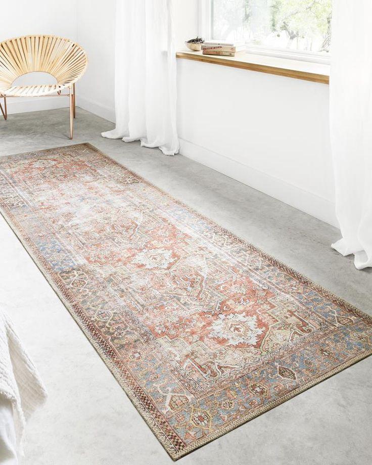 Loloi loren lq15 terracottasky area rug in 2020