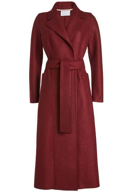 HARRIS WHARF LONDON - Virgin Wool Coat | STYLEBOP