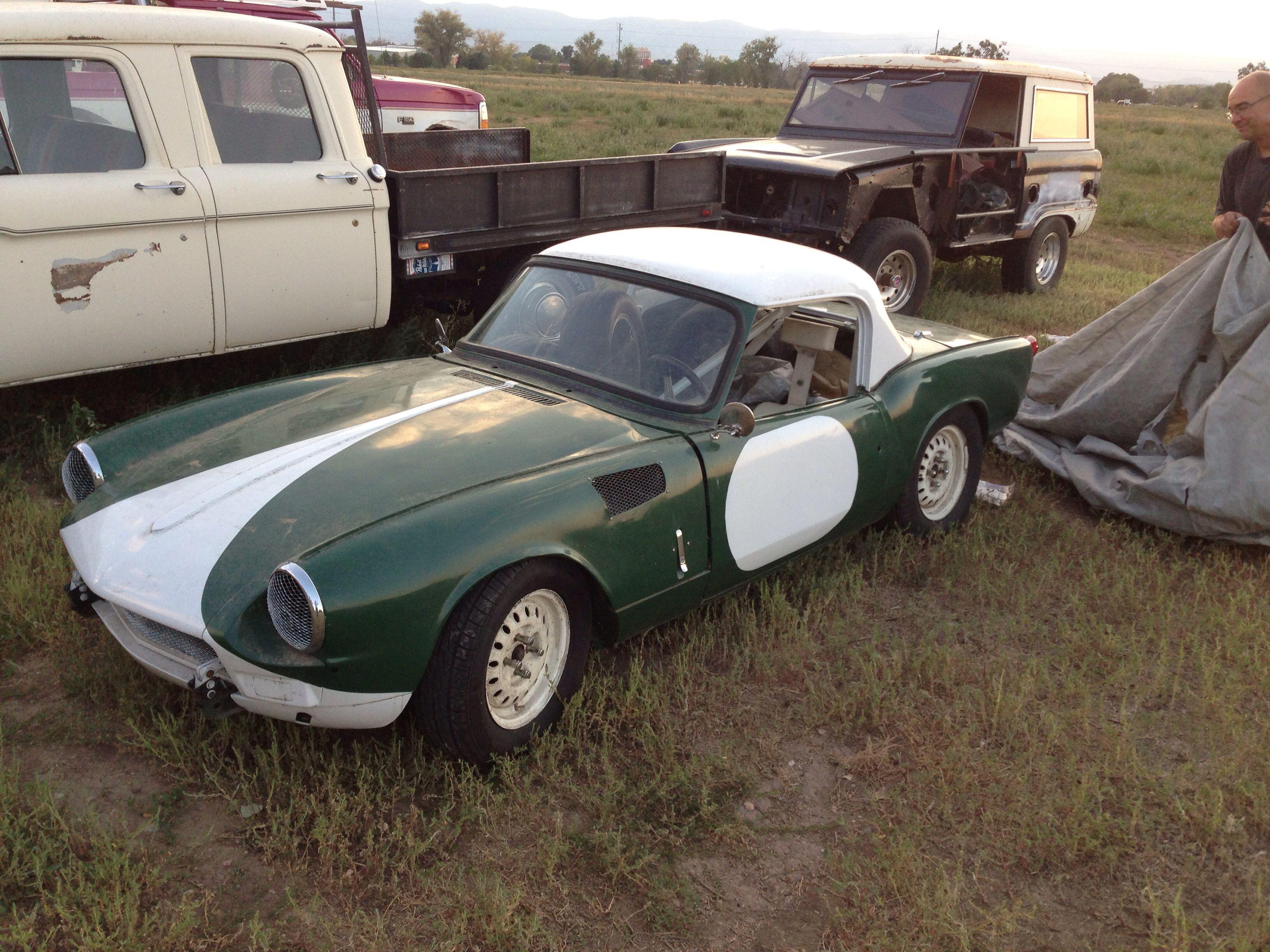 Triumph spitfire race car | Automotive | Pinterest | Triumph ...