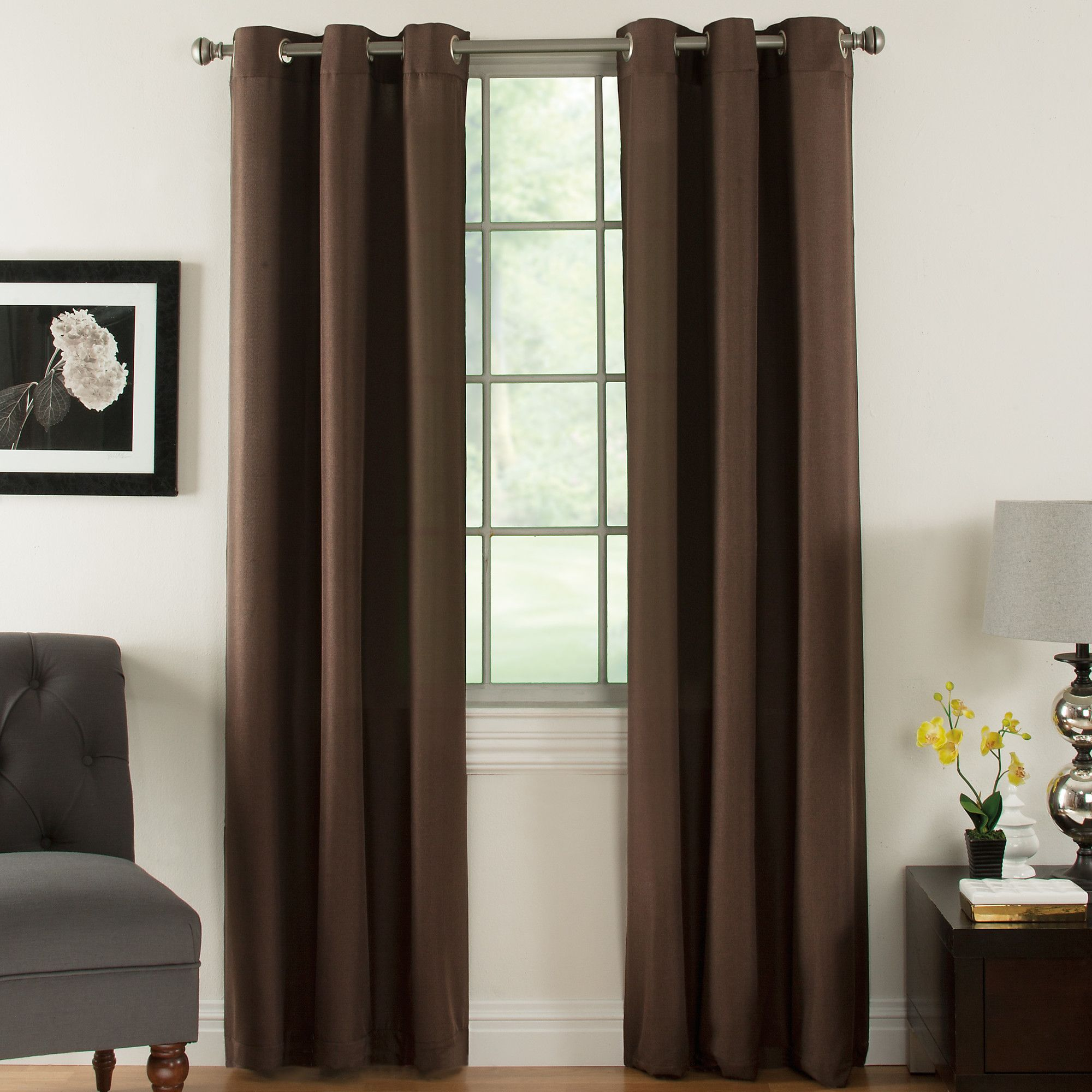Indooroutdoor thermal curtain panel products pinterest products