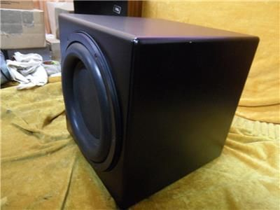 REL Q200E Subwoofer, used, for sale, secondhand Loudspeakers - second hand küche