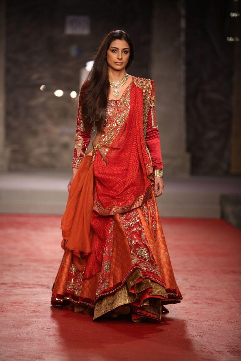 Anju Modi's Draupadi Collection - The Fierce Woman