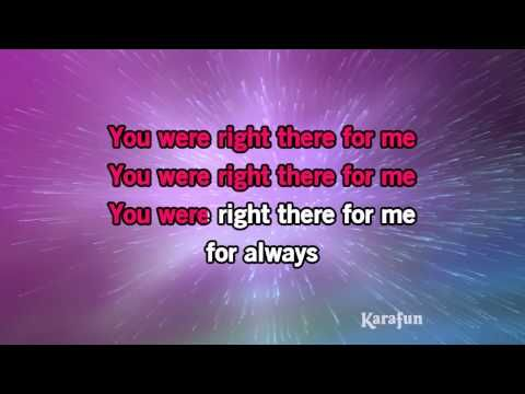 Faith Hill There You Ll Be Lyrics Youtube Faith Hill Karaoke Church Songs