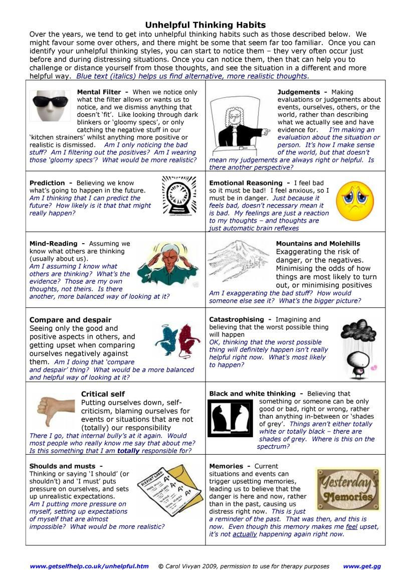 Pin On Psychological Tools