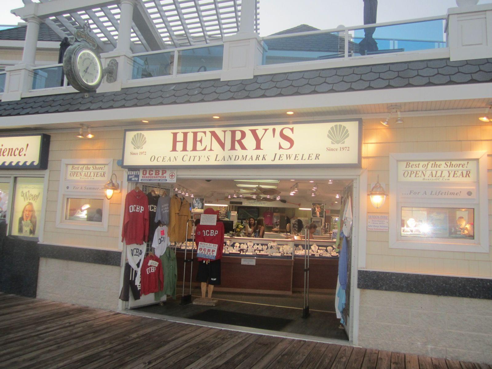 Ocean City Boardwalk Best Beach Jewelry Ocean City Ocean City Nj Ocean City Boardwalk
