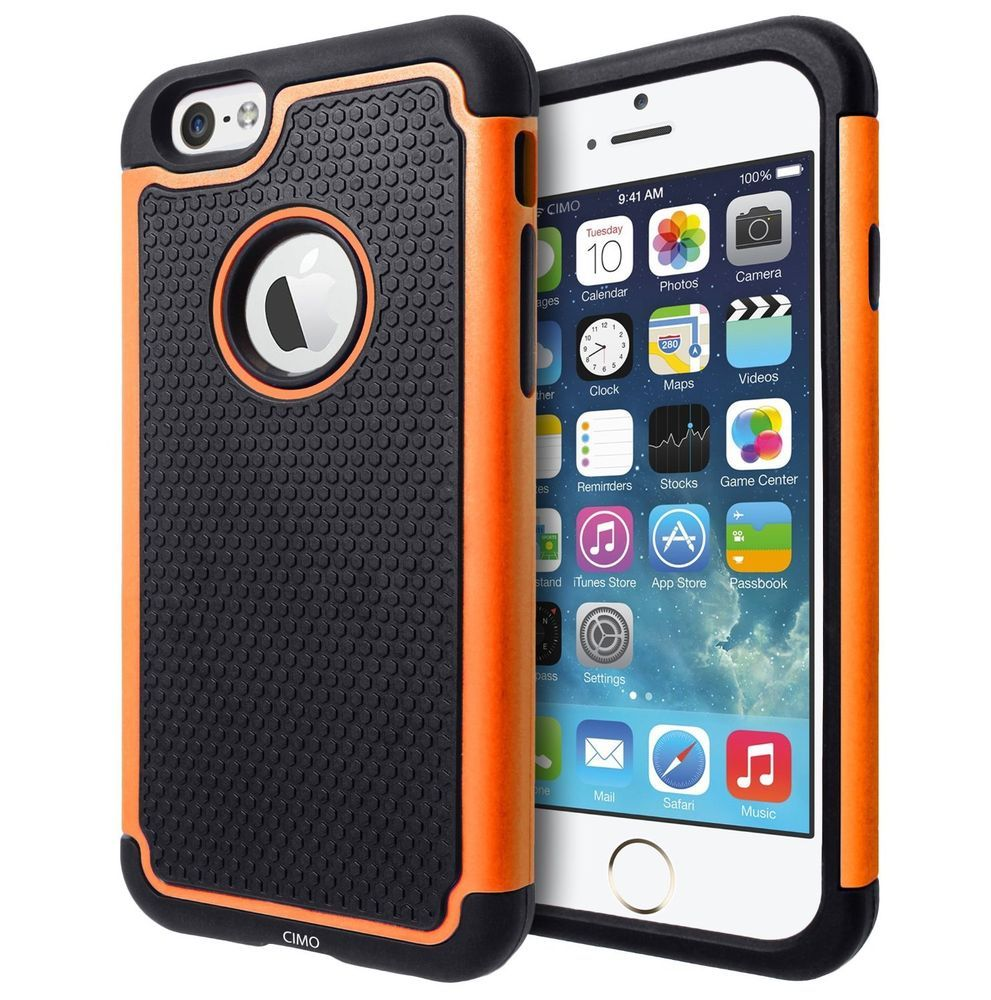 Details about For iPhone 6 Plus 6s Plus Shockproof Heavy
